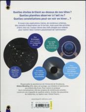 L'encyclo ; passion astronomie - 4ème de couverture - Format classique