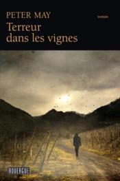 Terreur dans les vignes - Couverture - Format classique