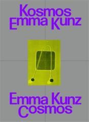 Cosmos emma kunz /anglais/allemand - Couverture - Format classique