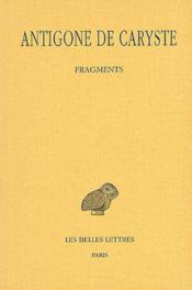 Fragments - Couverture - Format classique