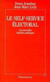 Le self-service electoral - Couverture - Format classique