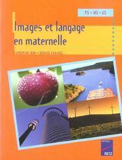 Images et langage en maternelle ; PS/MS/GS - Intérieur - Format classique
