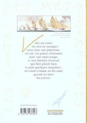 Roi Des Cygnes - 4ème de couverture - Format classique