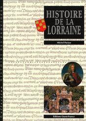 Histoire de la lorraine - Intérieur - Format classique