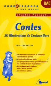 Contes, de Charles Perrault - Couverture - Format classique