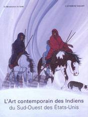 L'Art Contemporain Des Indiens Du Sud-Ouest Des Etats-Unis - Intérieur - Format classique
