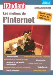Les métiers et formations de l'internet - Intérieur - Format classique