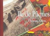 Ile de paques petit carnet du beau voyage de thomas gilou - Couverture - Format classique