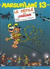 Marsupilami T.13 ; Le Défilé Du Jaguar - Intérieur - Format classique