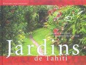 Jardins de tahiti - Intérieur - Format classique