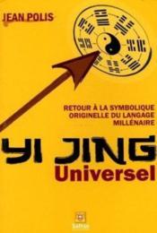 Yi Jing Universel - Couverture - Format classique