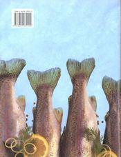 Saveurs Des Mers - 4ème de couverture - Format classique