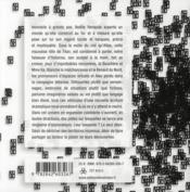 Noëlle Renaude, atlas alphabétique d'un nouveau monde - 4ème de couverture - Format classique