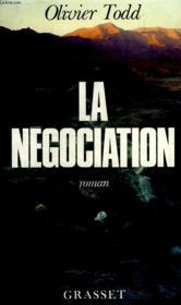 La Negociation. - Couverture - Format classique
