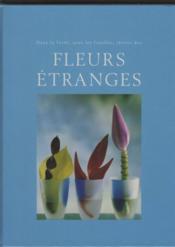 Fleurs Etranges - Couverture - Format classique