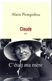 Claude - Couverture - Format classique