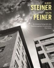 Albert steiner und ralph feiner /allemand - Couverture - Format classique