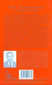 Tunisie ; Changements Politiques Et Emploi 1956-1996 - 4ème de couverture - Format classique