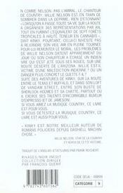 N Le Maudit - 4ème de couverture - Format classique