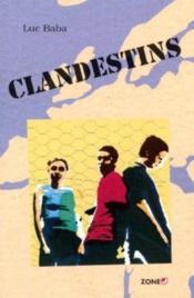 Clandestins - Couverture - Format classique