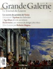 Grande Galerie, Le Journal Du Louvre T.1 - Intérieur - Format classique
