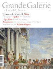 Grande Galerie, Le Journal Du Louvre T.1 - Couverture - Format classique