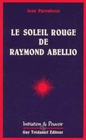 Soleil Rouge De R.Abellio - Couverture - Format classique