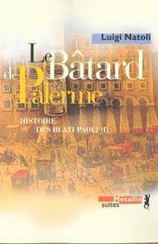 Le batard de Palerme - Intérieur - Format classique