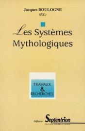 Systemes Mythologiques - Couverture - Format classique