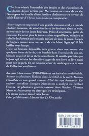 Ecrits sur james joyce - 4ème de couverture - Format classique