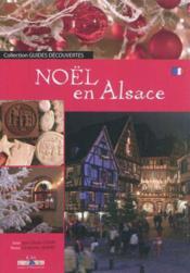 Noel en alsace - Couverture - Format classique