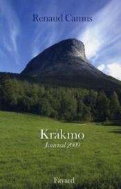 Krakmo ; journal 2009 - Couverture - Format classique