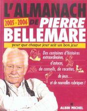L'Almanach De Pierre Bellemare 2005-2006 (édition 2005/2006) - Intérieur - Format classique