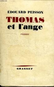 Thomas Et L Ange. - Couverture - Format classique