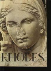 Rhodes. - Couverture - Format classique