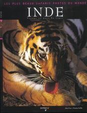 Inde. Voyage Au Pays Du Tigre - Intérieur - Format classique