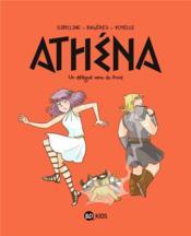Athéna T.3 ; le délégué venu du froid - Couverture - Format classique