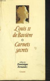 Carnets secrets - Couverture - Format classique