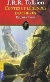Contes et legendes inacheves - tome 2 deuxieme age - vol02 - Intérieur - Format classique
