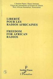 Liberté pour les radios africaines - Intérieur - Format classique