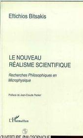 Le Nouveau Realisme Scientifique - Intérieur - Format classique