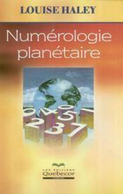 Numerologie Planetaire - Couverture - Format classique
