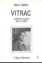 Vitrac - Couverture - Format classique