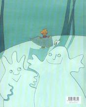 Chasse Aux Fantomes - 4ème de couverture - Format classique