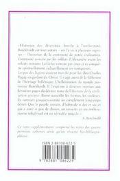 Histoire de la civilisation grecque t.5 - 4ème de couverture - Format classique
