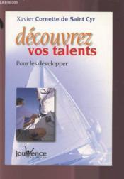 Decouvrez vos talents n.216 - Couverture - Format classique