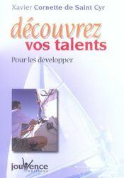 Decouvrez vos talents n.216 - Intérieur - Format classique