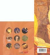 Fontevraud ; abbaye royale - 4ème de couverture - Format classique