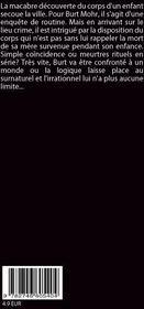 L'emprise des ténèbres - 4ème de couverture - Format classique