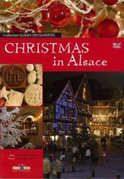 Christmas in Alsace - Couverture - Format classique